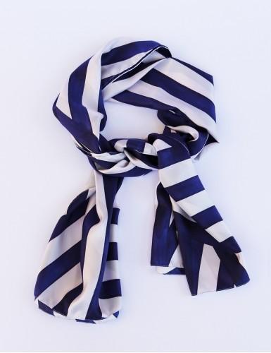 Foulard magique Ouessant bleu marine - pack