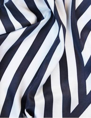 Foulard magique Ouessant noir - detail